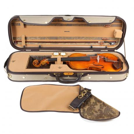 PACATO Sabbia Violinkoffer