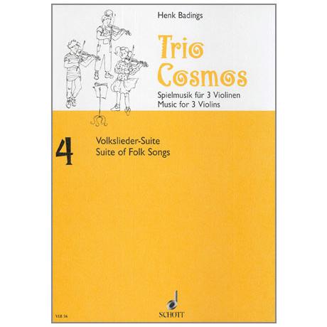 Badings, H.H.: Trio-Cosmos Nr.4