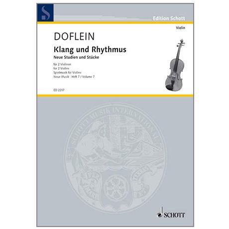 Doflein, E.: Spielmusik für Violine