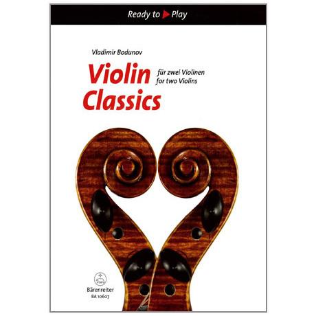 Bodunov, V.: Violin Classics