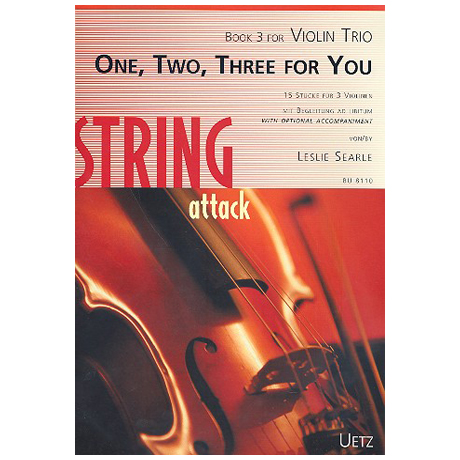Searle, L.: One two three for You Band 3