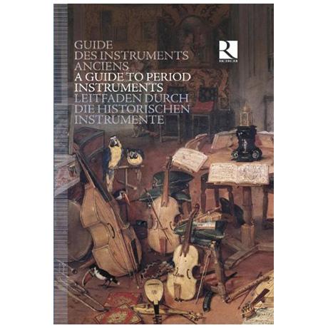 Musikinstrumentenführer Vol.1 - Vom Mittelalter bis 1800