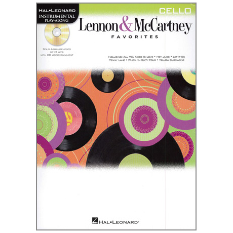 Lennon & McCartney Favourites (+CD)
