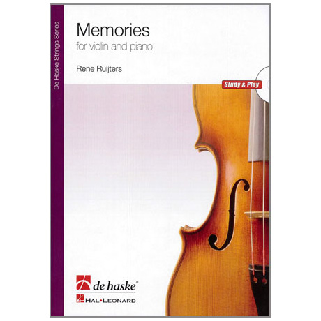Ruijters, R.: Memories (+CD)