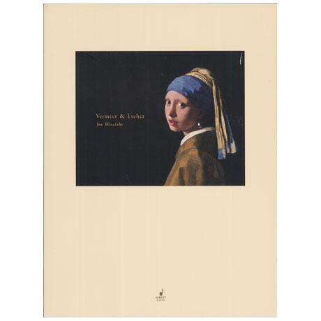 Hisaishi, J.: Vermeer & Escher – Klavierpartitur