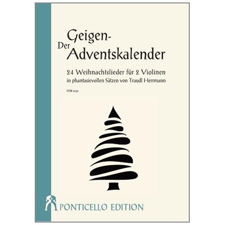 Herrmann, T.: Der Geigen-Adventskalender