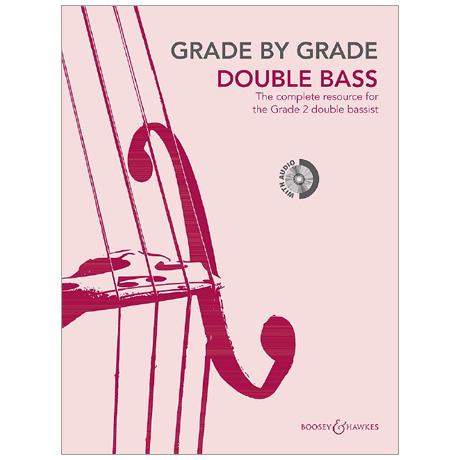 Grade by Grade – Double Bass 2 (+CD)