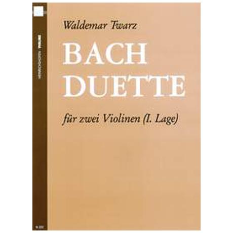 Bach-Duette (Twarz)