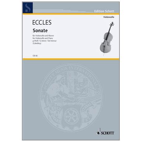 Eccles, H.: Sonata g-Moll
