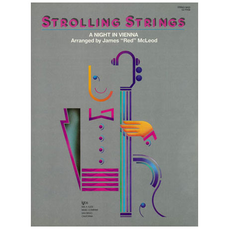 Strolling Strings - A Night in Vienna