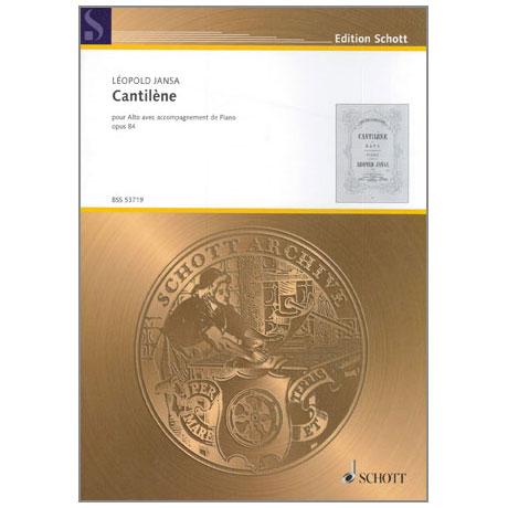 Jansa, L.: Cantilène Op. 84