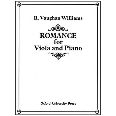Vaughan Williams, R.: Romance