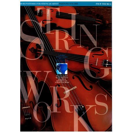 Stringworks: Film Themes