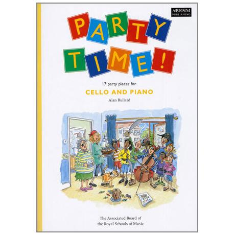 Bullard, A.: Party Time