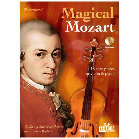 Magical Mozart (+CD)