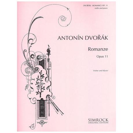 Dvořák, A.: Romanze Op. 11