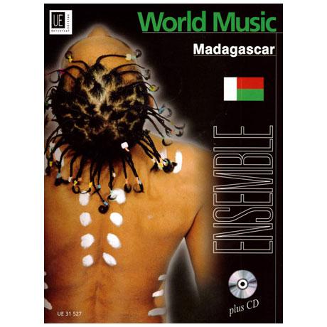 World Music Madagascar (+CD)