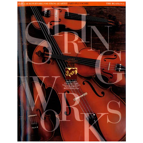 Stringworks: The Beatles - 4