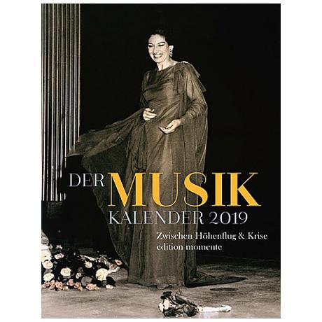 Der Musik Kalender 2019 – Zwischen Höhenflug & Krise