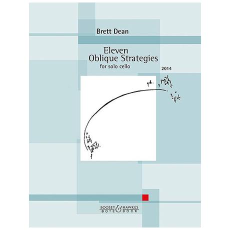 Dean, B.: 11 Oblique Strategies (Elf schräge Strategien)