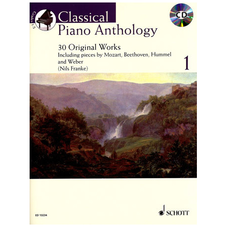 Classical Piano Anthology – Band 1 (+CD)