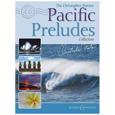 Norton, C.: The Christopher Norton Pacific Preludes Collection (+CD)
