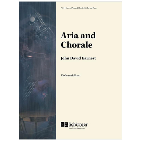 Earnest, J. D.: Aria and Chorale