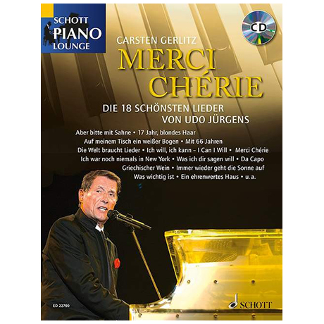 Jürgens, Udo: Merci Chérie (+CD)
