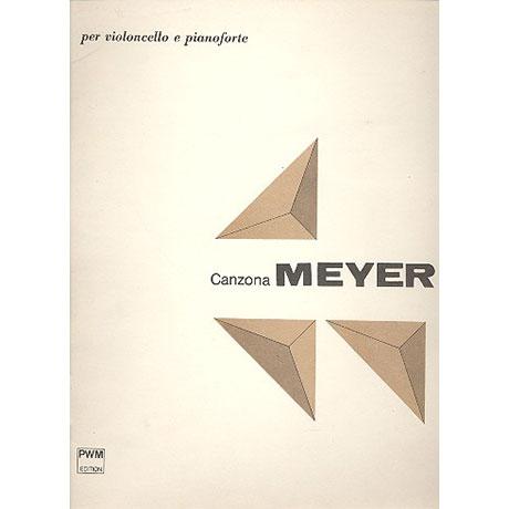 Meyer, K.: Canzona Op.56