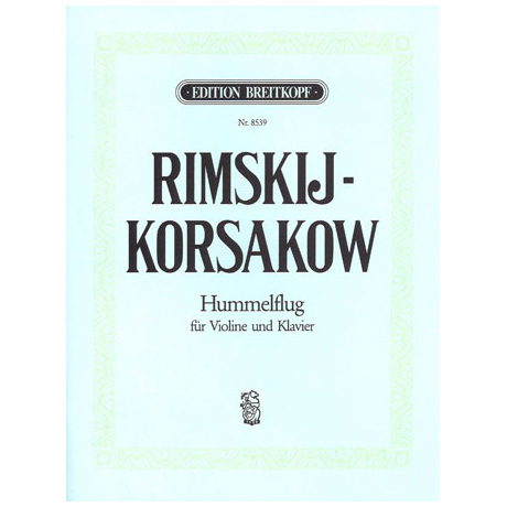 Rimski-Korsakow, N.: Hummelflug