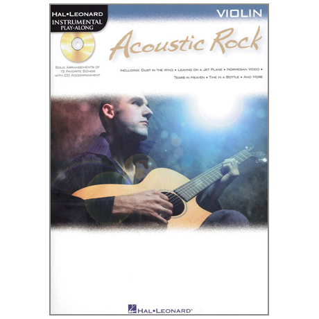 Acoustic Rock (+CD)