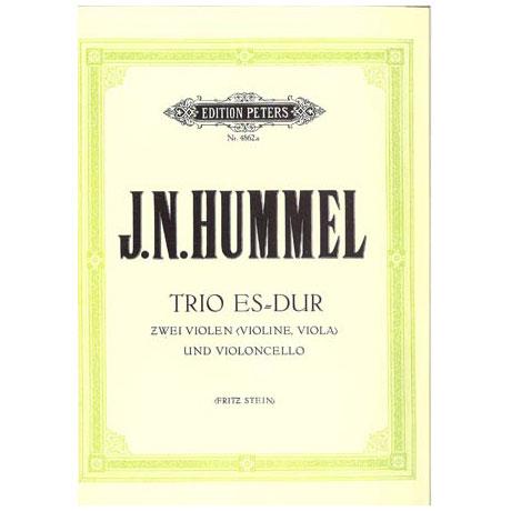 Hummel, J.N.: Trio Nr. 1 Es-Dur