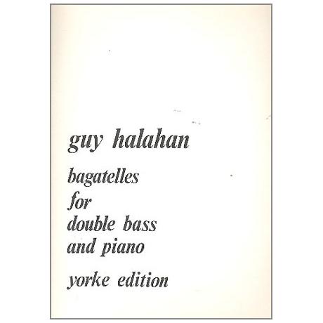 Halahan, G.: Bagatelles