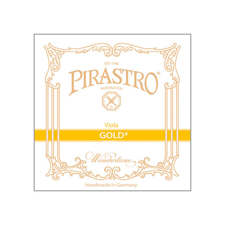PIRASTRO Gold Violasaite G