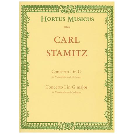 Stamitz, K.: Concertino G-Dur Nr. 1