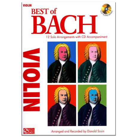 Bach, J.S.: Best Of (+CD)