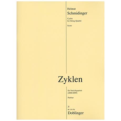 Schmidinger, H.: Zyklen