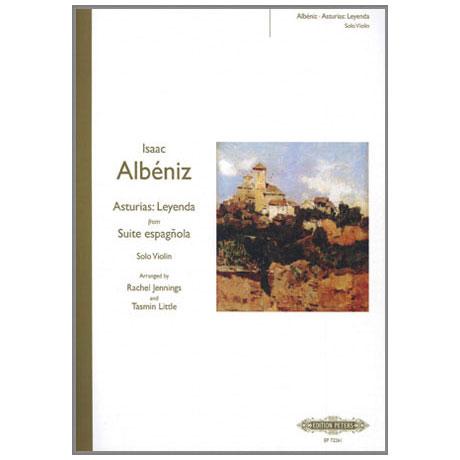 Albéniz, I.: Asturias: Leyenda from Suite espagnola