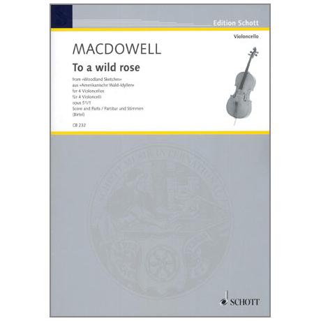 MacDowell, E.: To a wild rose