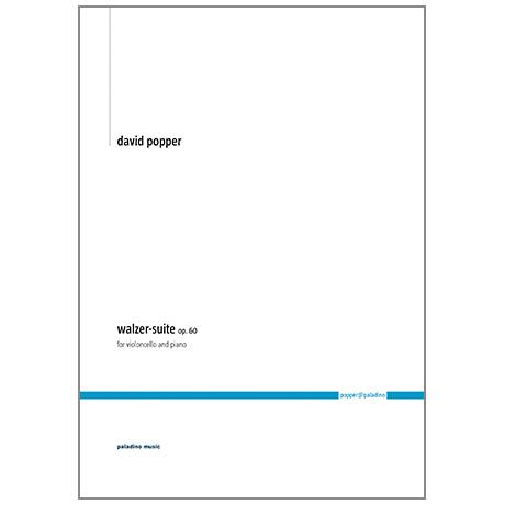 Popper, D.: Walzer-Suite Op. 60