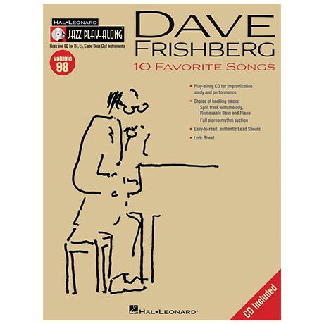 Dave Frishberg (+CD)