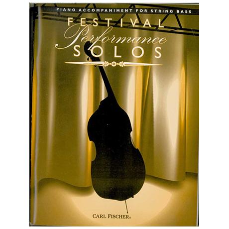 Festival Performance Solos