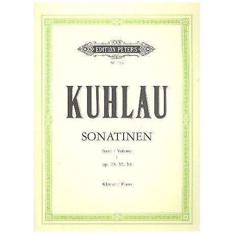Kuhlau, F.: Sonatinen Band I