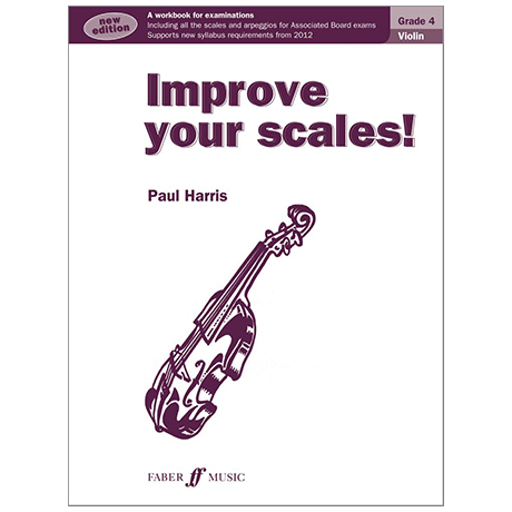 Harris: Improve your scales Grade 4