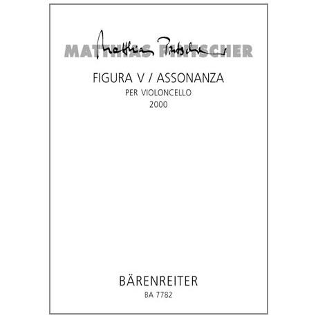 Pintscher, M.: Figura V / Assonanza