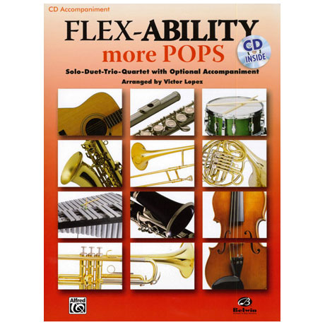 Flex-Ability more Pops (nur CD)