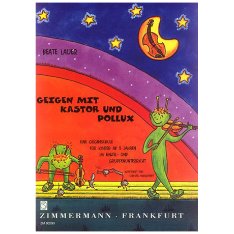Lauer, B.: Geigen mit Kastor und Pollux