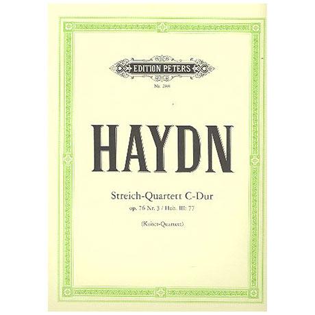 Haydn, J.: Kaiserquartett op. 76/3
