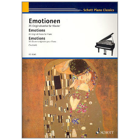 Schott Piano Classics – Emotionen