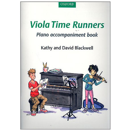 Blackwell: Viola Time Runners